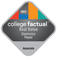 Best Value Associate Degree Colleges for Electronics Maintenance & Repair in the Far Western US Region