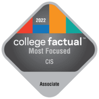 Most Focused Associate Degree Colleges for Computer Information Systems in Michigan