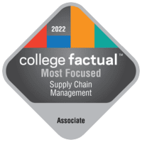 Most Focused Associate Degree Colleges for Supply Chain Management