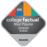 Most Popular Associate Degree Colleges for Computer Science in the Far Western US Region