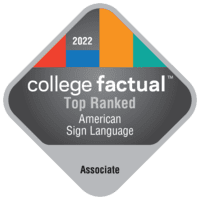 Best American Sign Language Associate Degree Schools