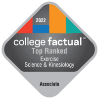 Best Exercise Science and Kinesiology Associate Degree Schools
