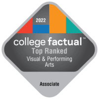 Best Visual & Performing Arts Associate Degree Schools