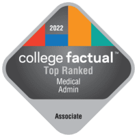 Best Health & Medical Administrative Services Associate Degree Schools