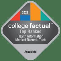 Best Health Information/Medical Records Technology/Technician Associate Degree Schools in Georgia