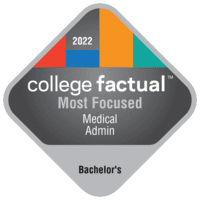 Most Focused Bachelor's Degree Colleges for Health & Medical Administrative Services in Florida