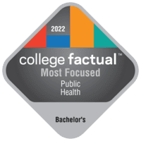 Most Focused Bachelor's Degree Colleges for General Public Health in Georgia