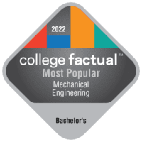 Most Popular Bachelor's Degree Colleges for General Mechanical Engineering in Pennsylvania