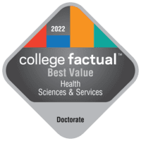 Best Value Doctor's Degree Colleges for Health Sciences & Services