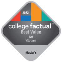 Best Value Master's Degree Colleges for Art Studies in the Far Western US Region