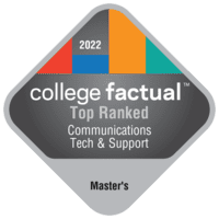 Best Communications Technologies & Support Master's Degree Schools