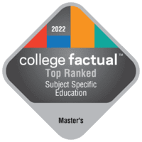 Best Teacher Education Subject Specific Master's Degree Schools in Connecticut