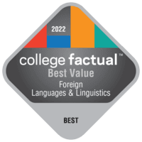 Best Value Colleges for Foreign Languages & Linguistics