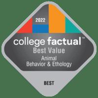 Best Value Colleges for Animal Behavior & Ethology