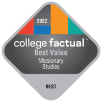 Best Value Colleges for Missionary Studies