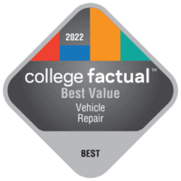 Best Value Colleges for Vehicle Maintenance & Repair