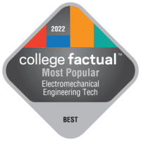 Most Popular Colleges for Electromechanical Engineering Technology