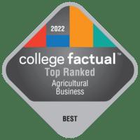 Best Agricultural Economics & Business Schools
