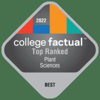 Best Plant Sciences Schools