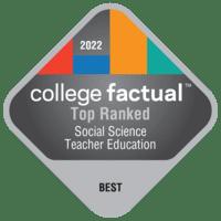 Best Social Science Teacher Education Schools in Mississippi