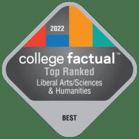 Best Liberal Arts / Sciences & Humanities Schools