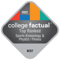 Best Sports Kinesiology and Physical Education/Fitness General Schools in Tennessee