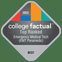 Best Emergency Medical Technology/Technician (EMT Paramedic) Schools
